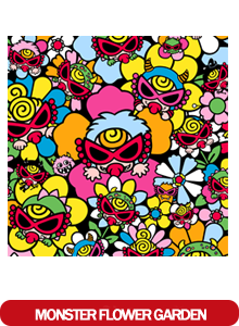 MONSTER FLOWER GARDEN