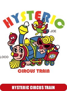 HYSTERIC CIRCUS TRAIN