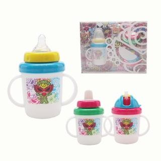 MY FIRST HYSTERIC Hungry MonsterBaby Drink-up cup set リニューアル