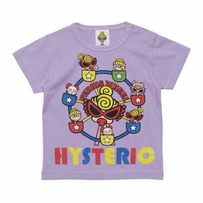 MY FIRST HYSTERIC AMUSEMENT PARK半袖Tシャツ