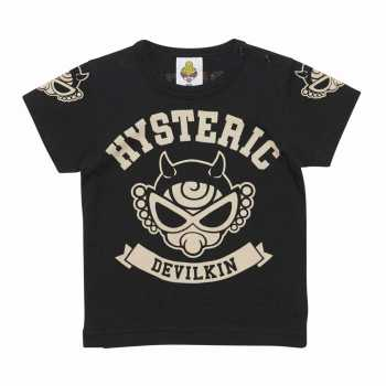 MY FIRST HYSTERIC DEVILKIN MINI 半袖Tシャツ