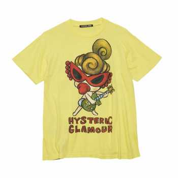 Hystericmini SELFISH GIRL コーマ天竺 BIG Tシャツ