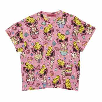 Hystericmini Bittersweet総柄 BIG Tシャツ