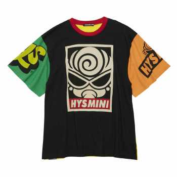 [SALE]Hystericmini GRAFFTI MINI 配色BIG Tシャツ