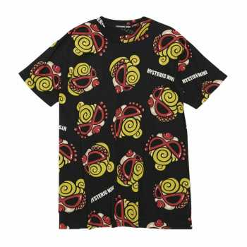 [SALE]Hystericmini PUFFY MINI総柄 BIG Tシャツ