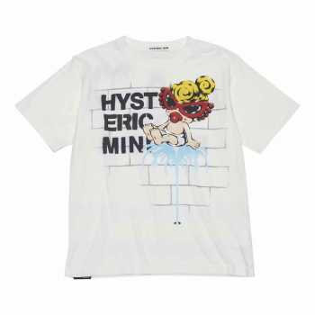 Hystericmini TAGGING MINI 半袖BIGTシャツ
