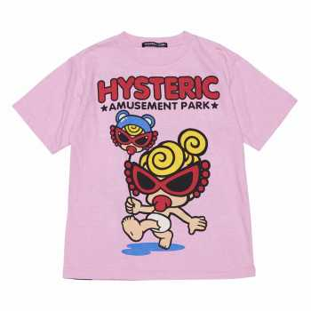 [SALE]Hystericmini AMUSEMENT PARK 半袖Tシャツ