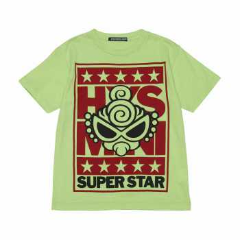 Hystericmini HYS-MINI SUPER STAR 半袖Tシャツ
