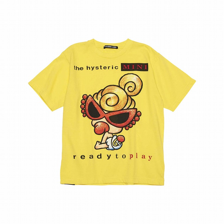 Hystericmini SELFISH MINI 半袖Tシャツ