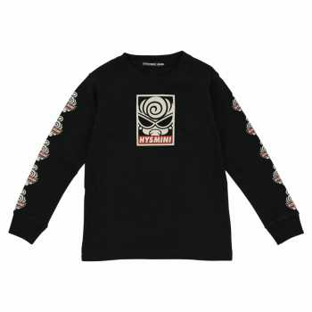 Hystericmini GRAFFITI MINI 長袖Tシャツ