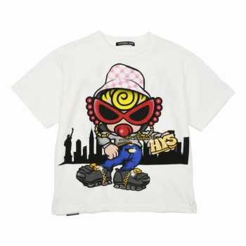 Hystericmini NEW YORK CITY MINI 半袖Tシャツ