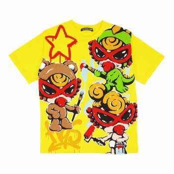 Hystericmini TAGGING MINI 半袖Tシャツ