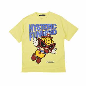 Hystericmini FUNLAND CAPTAIN MINI 半袖Tシャツ