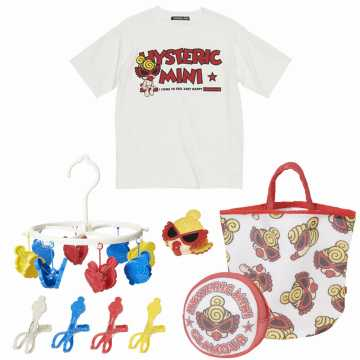 Hystericmini 2020FORTUNE TシャツA(グッズRED)