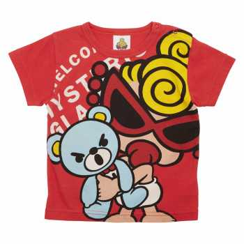 MY FIRST HYSTERIC MY SWEETY BEAR 半袖Tシャツ