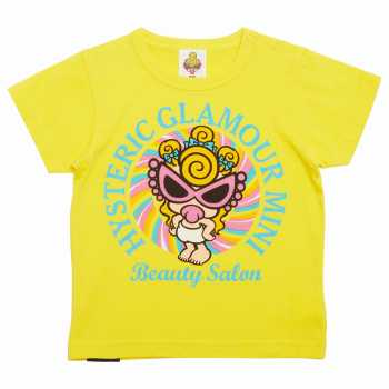 MY FIRST HYSTERIC MINITOCO半袖Tシャツ