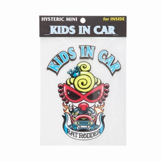 [SALE]Hystericmini Baby&Kids in Sticker 内貼り用