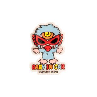 [SALE]Hystericmini MonsterBabyinCarステッカー
