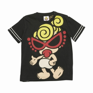 MY FIRST HYSTERIC BABY BABY BABYゆったりシルエットTシャツ