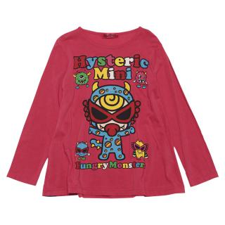 Hystericmini HUNGRY MONSTER pt BIGTシャツ