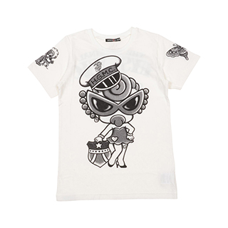 Hystericmini TATTOO MINI BIG Tシャツ