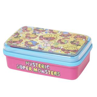 Hystericmini SUPER POP MONSTER総柄 ランチボックス