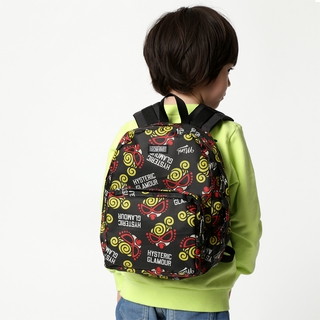 [SALE]Hystericmini MINI FACE総柄 DAY PACK
