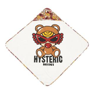 MY FIRST HYSTERIC Teddy mini総柄 アフガン
