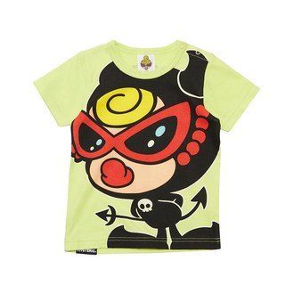 MY FIRST HYSTERIC HYSTERIC DEVILKIN MINI 半袖Tシャツ