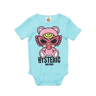 MY FIRST HYSTERIC GIZA45 Teddy mini カバーオール