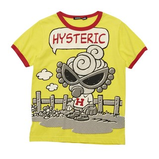 Hystericmini ALWAYS LOOK AHEAD! 半袖Tシャツ