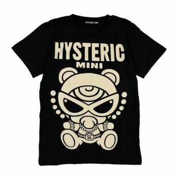 Hystericmini FORTUNE TEDDY MINI 半袖Tシャツ