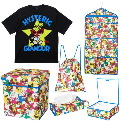 Hystericmini 2018Fortune T-Shirts SET A