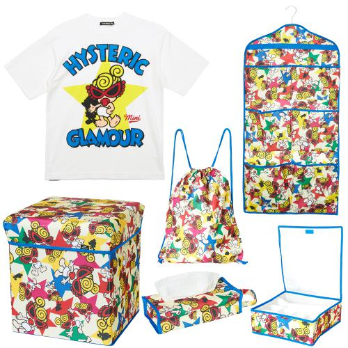 Hystericmini 【予約商品】2018Fortune T-Shirts SET A (ADULT SIZE)