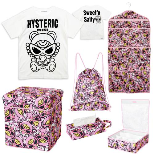Hystericmini 【予約商品】2018Fortune T-Shirts SET B (ADULT SIZE)