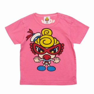 MY FIRST HYSTERIC GIZA45 SUPER POP MATE SAILOR MINI 半袖Tシャツ