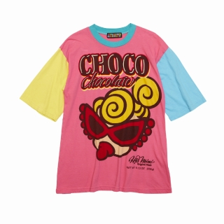 Hystericmini GALLERY L.A HYS-MINI CHOCOLATE BIG Tシャツ