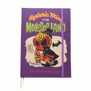 [SALE]Hystericmini MONSTER LAND 2018 ダイアリー