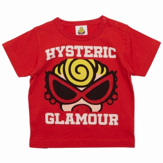MY FIRST HYSTERIC CLASSIC MINI 半袖Tシャツ