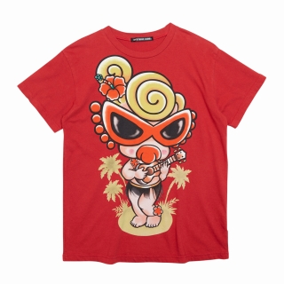 Hystericmini TATTOO MINI BIG 半袖Tシャツ