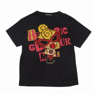 Hystericmini GIZA45 PUNK KIDS LOUD! 半袖Tシャツ