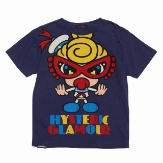 Hystericmini SUPER POP MINI SAILOR 半袖Tシャツ