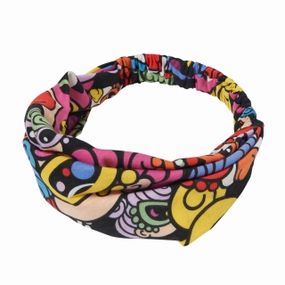 Hystericmini SUPER POP総柄ヘアバンド
