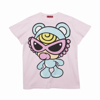 Hystericmini TEDDY MINI UZコンパクト BIG Tシャツ