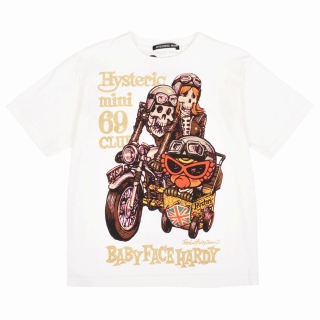 Hystericmini Rockin' Jelly BeanコラボTシャツ(MODE BY ROCKERS)