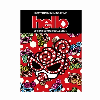 Hystericmini hello2018MIDSUMMERCOLLECTION