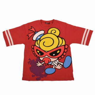 Hystericmini SUPER POP SAILOR MINI 半袖BIG Tシャツ