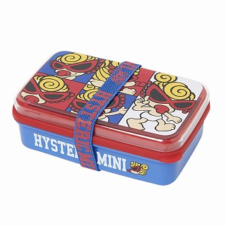 [SALE]Hystericmini HYSTERIC MINI TO GO総柄ランチボックス