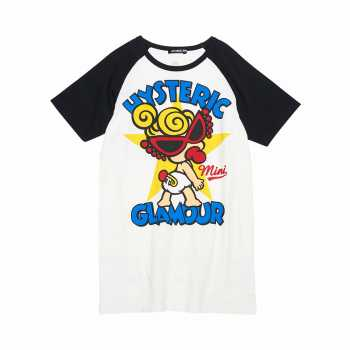 Hystericmini STAR WITH MINI TALL Tシャツ