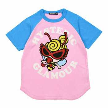 Hystericmini MONSTER FLOWER GARDENコーマ度詰天竺Tシャツ